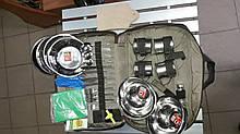Набор посуды 4 человека нержавейка 002
