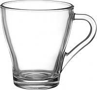 """Чашка стеклянная """"Грация"""" 250 мл."""