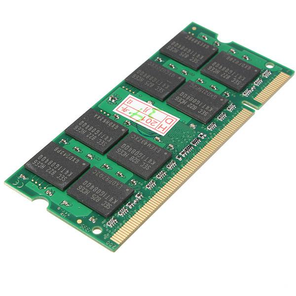 Оперативная память DDR2 1GB 800MHz SO-DIMM