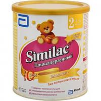 Similac Молочная смесь Гипоаллергенный 2 (6м+) 400г