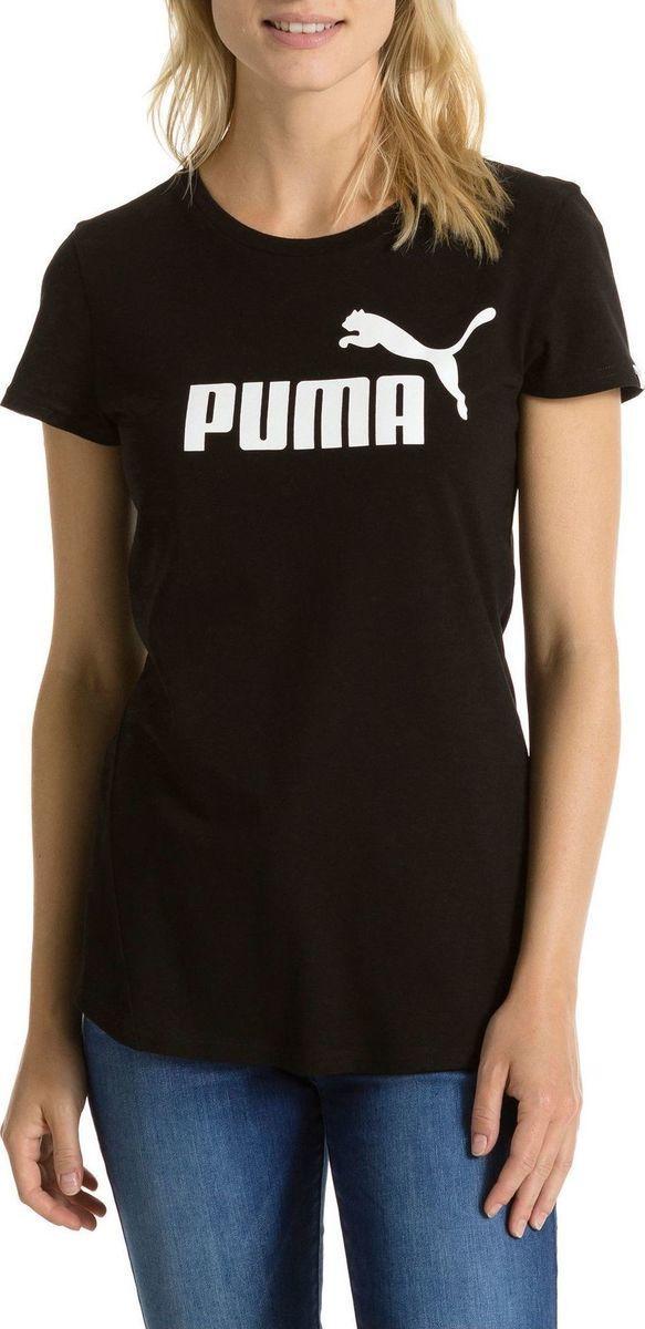 Футболка спортивная, женская Puma Ess No1 Tee 838397-01 пума