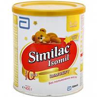Similac Молочная смесь Isomil 0м+ 400г Суміш молочна суха