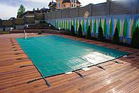 Установка защитного накрытия Shield на бассейн