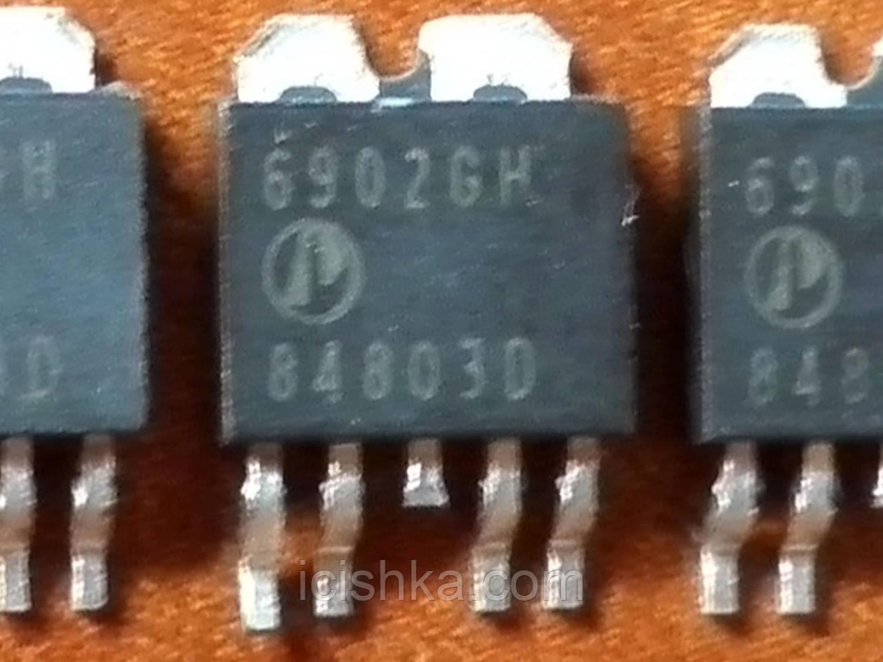 AP6902GH-HF / 6902GH - 30V 42A DUAL N-CHANNEL Power MOSFET