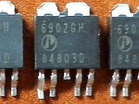AP6902GH-HF / 6902GH - 30V 42A DUAL N-CHANNEL Power MOSFET