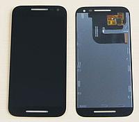 Оригинальный дисплей модуль +тачскрин сенсор Motorola Moto G3 XT1540 XT1541 XT1543 XT1544 XT1548 XT1550 черный