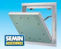 Ревизионный люк ТМ Семин (Semin) (400х400мм)