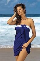 Пляжное платье-туника Mia от TM Marko (Польша) Синий