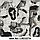 Пленка аквапринт Девочки LRD327A, Харьков (ширина 100см) , фото 2