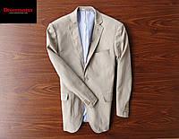 Красивый светлый мужской пиджак Dressmann 50/L