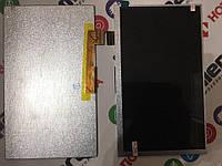 """Оригинальный Дисплей LCD (Экран) к планшету 7"""" Ritmix RMD-753 3g 30 pin 164*97мм (1024*600)"""