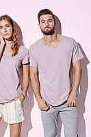 Мужская футболка SHAWN HENLEY T-SHIRT