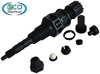 Шаровой клапан впрыска реагента для насосов до 140 л/ч.