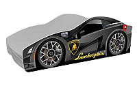 """Кровать машина серия """"Бренд"""" модель Lamborghini, для детей и подростков, бесплатная доставка в Ваш город"""