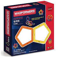 Магнитный конструктор MAGFORMERS Базовый набор, 12 элементов