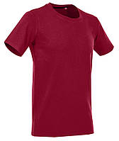 Мужская футболка CLIVE (CREW NECK)