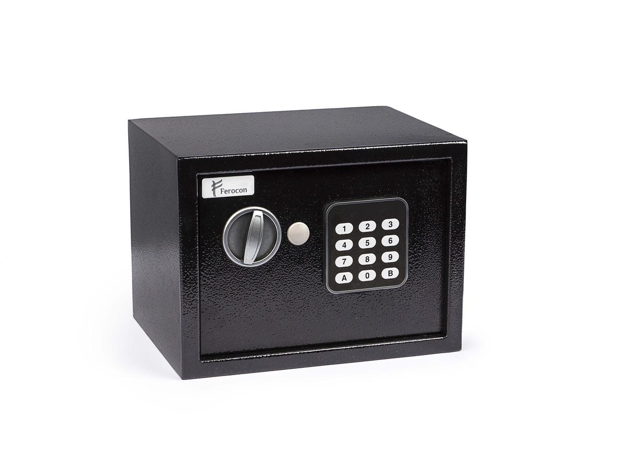 Мебельный сейф  Ferocon БС-17.Е.9005
