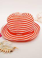 Пляжная шляпка Del Mare Коралл