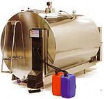 Охладитель молока закр типа DeLaval  DXCR. DXCE 10000 л