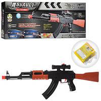Автоматна мягких пулях AK47-1