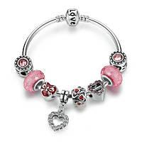 Стильные женские браслеты в ст...