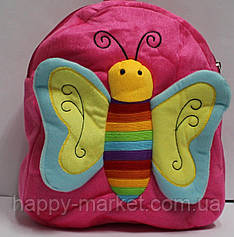Рюкзак Ранець для дошкільника маленький Метелик 1087-6