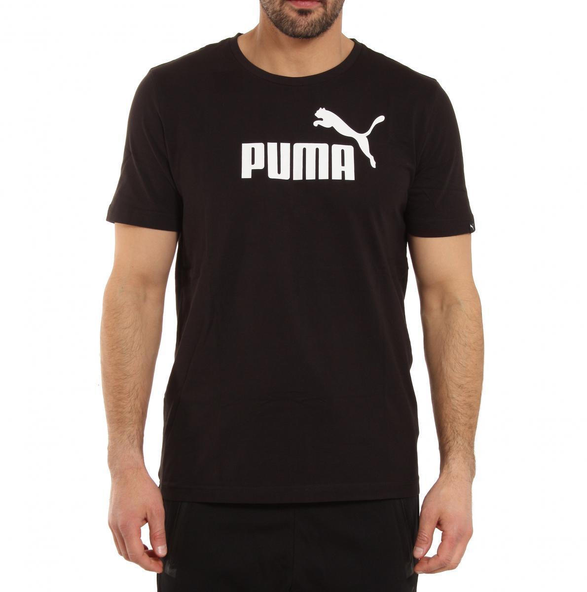 Футболка спортивная, мужская Puma No.1 Logo Tee 831854-01 пума
