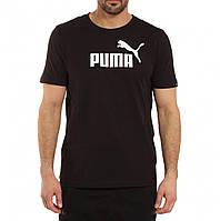 Футболка спортивная, мужская Puma No.1 Logo Tee 831854-01 пума, фото 1
