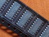 MAX3232 / MAX3232ESE SOP16 - RS-232 UART конвертер уровней с защитой, фото 1