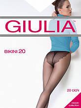 Колготки капроновые Giulia Bikini 20 DEN