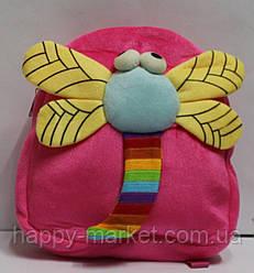 Рюкзак Ранець для дошкільника маленький Бабка 1087-6