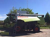 Комбайн Claas Lexion 460 (№1178).