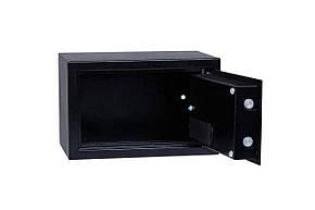 Мебельный сейф  Ferocon БС-20Е.9005, фото 2