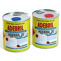Adebril, супер крепкий двухкомпонентный полиуретановый лак 5+5 кг.