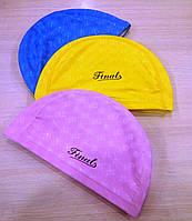 Шапочка для плавания Final в трех цветах.