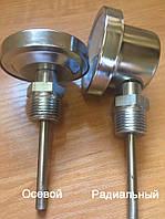 Термометр биметаллический (радиальный)
