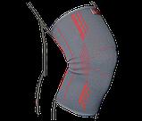 Пов'язку на колінний суглоб в'язаний еластичний (арт. R6101), фото 2