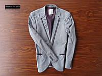 Стильный мужской пиджак River Island 48/M