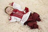 Набір для немовлят червоний