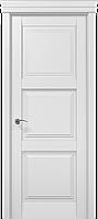 """Дерев'яні двері покриті екошпоном з 3-D ефектом модель"""" ML-06"""""""