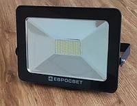 Светодиодный прожектор 50W STANDART EV-50-01 50W 6400K 4000Lm SMD НМ
