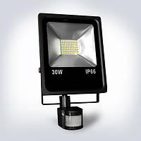 Светодиодный прожектор OPTONICALED 30W 4500К IP66 sensor