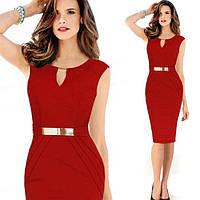 Платье приталенное РМ7073