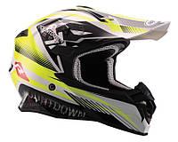 Мотоциклетный шлем NAXA C9/E CROSS QUAD r.M, фото 1