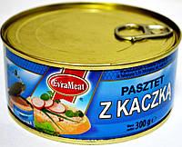 Утиный паштет Evrameat Pasztet z Kaczka 300h.