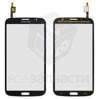 Тачскрин (сенсор) для мобильного телефона Samsung I9200 Galaxy Mega 6.3, синий