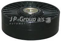 Ролик обводной поликлинового ремня JP Group 1118304100