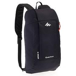 Рюкзак туристический Quechua Arpenaz 10 черный