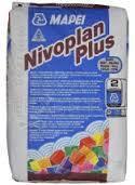 Состав на цементной основе для выравнивания стен,потолков и полов Nivoplan Plus.25 кг