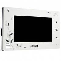 Видеодомофон Kocom KCV-A374 SD LE (white)